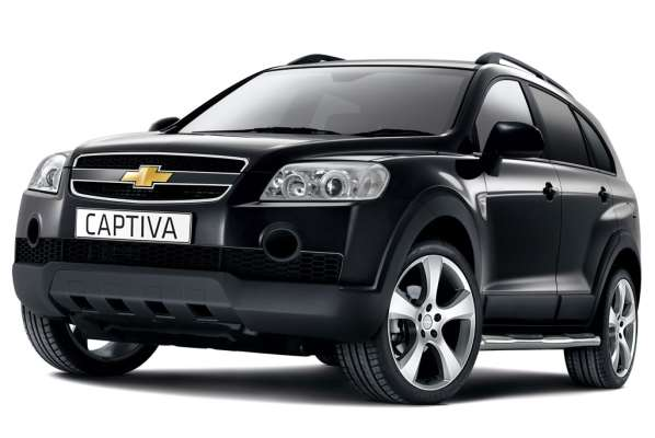 CHEVROLET Captiva (3SX)