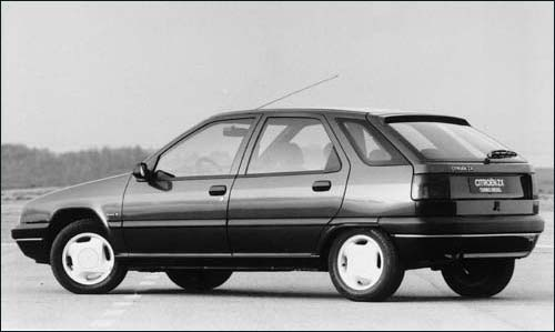 CITROEN ZX/ZX Break