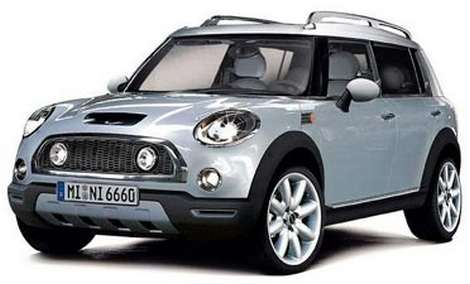 MINI Crossman/Countryman