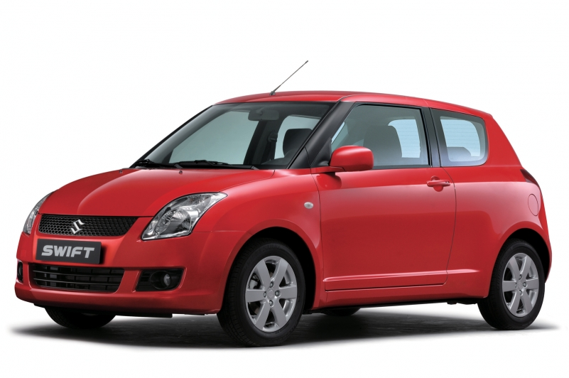 SUZUKI Swift (YN2)