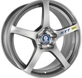Sparco RTT 524 Matt Silver Tech Diamond